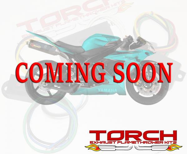 Torch Exhaust Flamethrower Kit: Motorcycle Kit