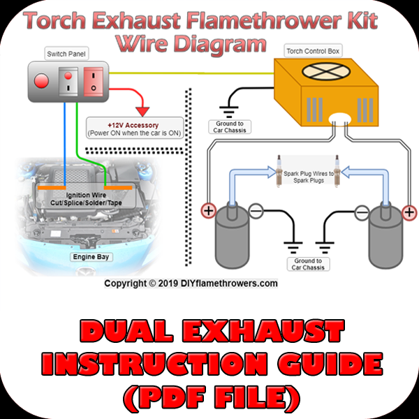 Torch Dual Exhaust Kit Instruction Guide (PDF)